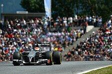 Formel 1 - Ich gebe die Saison nicht auf: Monisha Kaltenborn: Fehler nicht akzeptabel