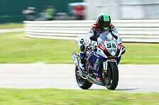 Superbike - Laverty verschlimmert Verletzung: Entt�uschung f�r Suzuki