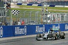 Formel 1 - Mercedes macht stark: �sterreich GP - Die Fahreranalyse