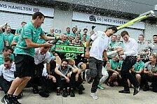 Formel 1 - Raketen-Lewis & Vettel-Gegurke: �sterreich GP: Die 9 Antworten zum Rennen
