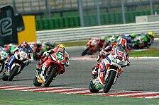 Superbike - Haslam soll aufs Podest: Honda: Bis zum Saisonende im Titelkampf