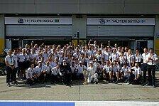 Formel 1 - Auch H�henluft muss gelernt sein: Williams: Zwischen Frust und Realismus