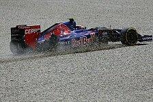Formel 1 - Probleme �ber Probleme: Doppelausfall f�r Toro Rosso beim Heimspiel