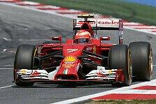 Formel 1 - Endlich wieder dritte Kraft?: Ferrari Vorschau: Gro�britannien GP