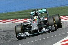 Formel 1 - Raketenstart und Drahtseilakt: Hamilton: Sieg an der Box verspielt?