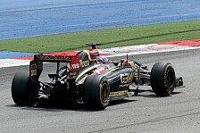 Formel 1 - Heimschl�fer mit Gremlins an Bord: Grosjean: Hoffnung auf Silverstone