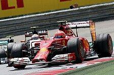 Formel 1 - Es wurde laut in Maranello: Ferrari: Krisensitzung nach Kanada