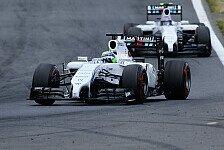 Formel 1 - Sie treiben sich und das Team an: Smedley will Bottas und Massa bei Williams halten