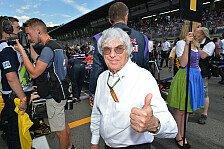 Formel 1 - Richter �u�ert Bedenken: Prozess: Positive Wendung f�r Ecclestone