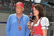 Formel 1 - Konsumverhalten �ndert sich: Lauda kritisiert TV-�bertragungen