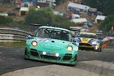24 h Nürburgring - Qualirennen mit GT3-Fahrzeugen