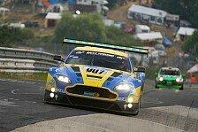 24 h N�rburgring - Hartes St�ck Arbeit: Stefan M�cke: Feuer-Unfall und Platz 5
