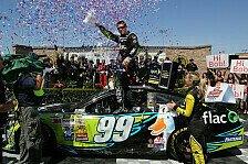 NASCAR - Bilder: Toyota/Save Mart 350 - 16. Lauf