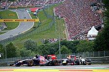 Formel 1 - Meist schneller als Red Bull: Toro Rosso: Zu wenig Abtrieb, um langsam zu sein