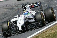 Formel 1 - Jede Chance nutzen, die sich uns bietet: Massa: Erster Saisonsieg nicht mehr weit