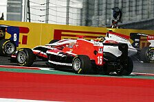 GP3 - Bilder: Red-Bull-Ring - 3. & 4. Lauf
