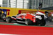 GP3 - Bilder: Red-Bull-Ring - 3. & 4. Lauf
