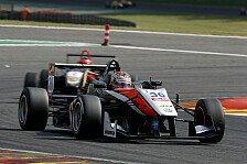 Formel 3 EM - Spa-Francorchamps
