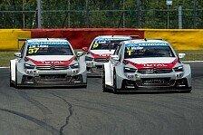 WTCC - Bilder: Belgien - 13. & 14. Lauf