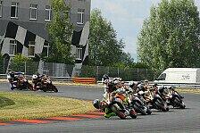 ADAC Junior Cup - Zur�ck auf dem N�rburgring: Drittes Saisonrennen im Rahmen der SUPERBIKE*IDM