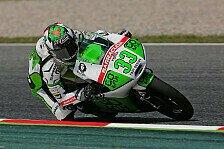Moto3 - Gr�nwald st�rzt: Rundenrekord f�r Bastianini im Training