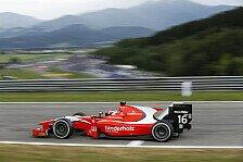 GP2 - Solide Rennen, aber keine Punkte: Rene Binder: Danke f�r diese Atmosph�re
