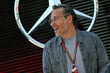 Formel 1 - Rosberg w�rde von Teamorder profitieren: Jacques Villeneuve: Nico lacht