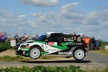 Mehr Rallyes - Rekordsieger Loix triumphiert beim belgischen Asphaltklassiker: ERC: Skoda feiert f�nften Sieg in Folge