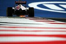 Formel 1 - Fall ist abgeschlossen: Toro Rosso: Pr�fstandtest laut FIA legal