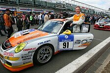 24 h Nürburgring - Juppi Bermes gewinnt die GT4-Klasse