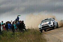 WRC - Wetterchaos in Litauen: Polen: Ogier beh�lt die Oberhand