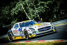 24 h N�rburgring - Bilder: 24 Stunden N�rburgring - Die besten SLS-Bilder auf der Nordschleife