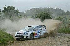 WRC - Bilder: Rallye Polen - Shakedown & Tag 1