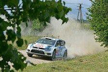 WRC - Kubica �berschl�gt sich: Mikkelsen f�hrt Rallye Polen an
