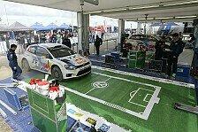 WRC - Video: Fu�ballfieber bei Volkswagen