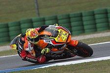 MotoGP - Rennen zu Beginn von Q2: Aleix Espargaro holt Pole in verr�cktem Qualifying