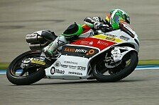 Moto3 - Aufholjagd beim Racing Team Germany