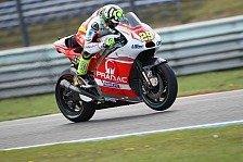 MotoGP - Iannone bester Ducati-Pilot: Pramac-Piloten k�mpfen mit Richtungswechseln