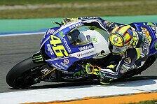 MotoGP - Schwierigkeiten seit Beinbruch 2010: Rossi klagt �ber Probleme mit linkem Knie
