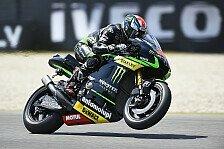 MotoGP - R�ckstand auf Spitze gering : Tech3-Duo trotz R�ngen zehn und elf gelassen