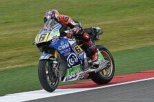 MotoGP - Sturz schon auf Sichtungsrunde: Bradl erlebt Albtraum-Rennen