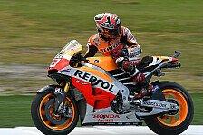 MotoGP - Weltmeister in Assen gen�gsam: Marquez verzichtete auf volle Attacke