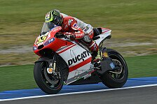 MotoGP - Vielversprechende Ausgangspositionen: Ducati: Doppeltes Risiko belohnt