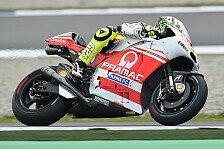 MotoGP - Auftakt nach Ma� am Sachsenring: Pramac: Iannone und Hernandez gl�nzen