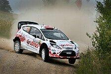 WRC - Video: Kubicas �berschlag bei der Rallye Polen