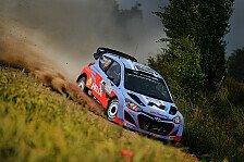 WRC - Video: Hyundai blickt auf Tag 2 in Polen zur�ck