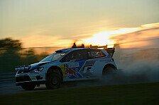 WRC - Alle drei Fahrer an der Spitze der WM-Wertung: Volkswagen schreibt Erfolgsgeschichte fort