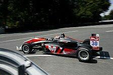 Formel 3 EM - Das Wetter machte es nicht einfach: Max Verstappen zweimal auf Pole