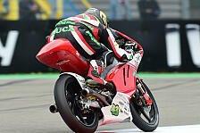 Moto3 - Neuer Trainingsplan soll Verbesserung bringen: Gr�nwald: Erster Besuch in Indy