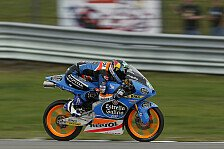 Moto3 - Gr�nwald in den Top-15: Marquez f�hrt Warm-Up an
